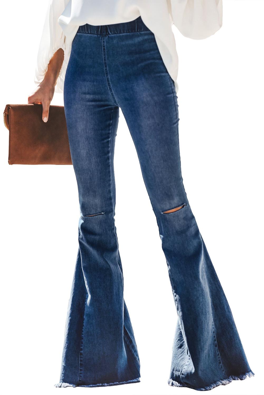 Prezzo del 50% ottenere a buon mercato scarpe sportive Jeans all'ingrosso, Pantaloni in denim a buon mercato con fondo ...