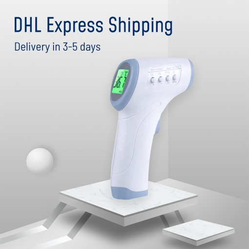 DHL Free Shipping - No Touch Forehead Thermometer - Infrared Thermometer