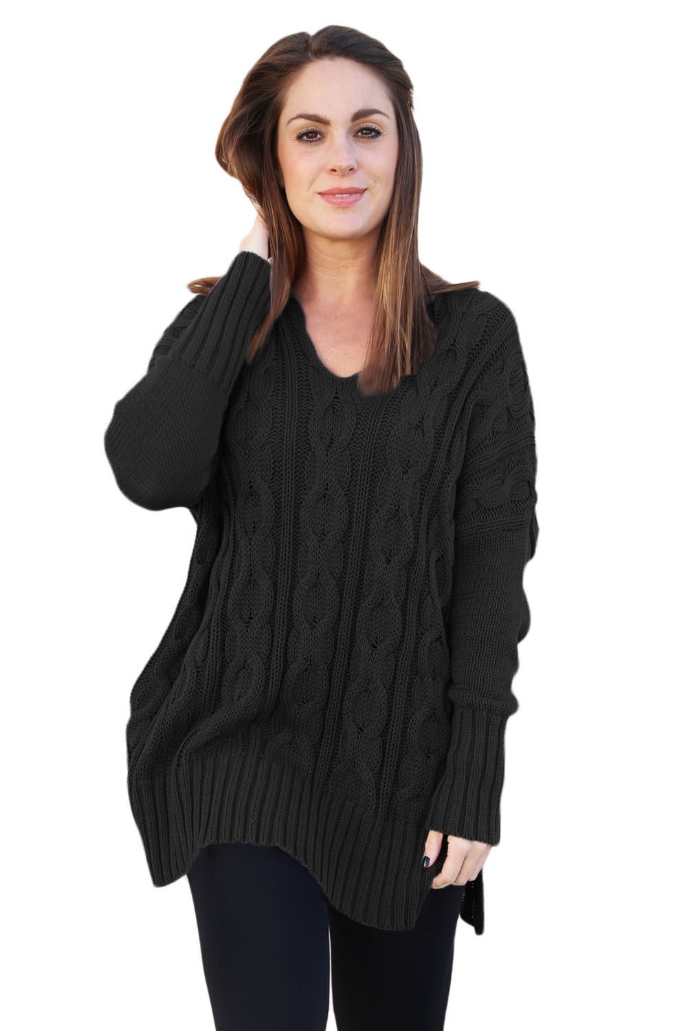 Wholesale Sweaters Amp Cardigans Cheap Black Oversized Cozy