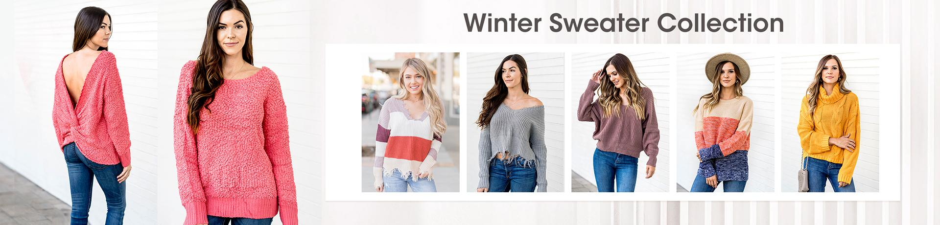 Wholesale Sweaters Cardigans for Women