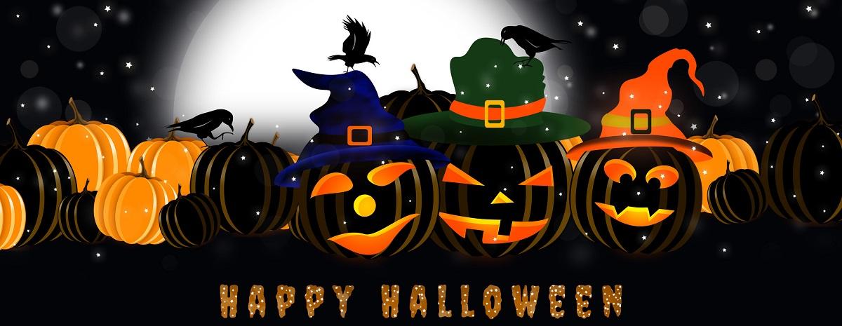 Wesołego dnia Halloween
