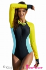 Rashguard Swimsuit
