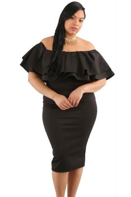 Plus Size Dresses Wholesale, Affordable Curvy Dresses Online